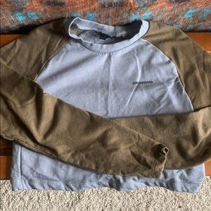 Men's Patagonia pullover crew neck; worn once